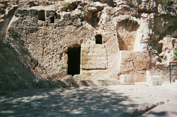 The Garden Tomb - from Wikipedia